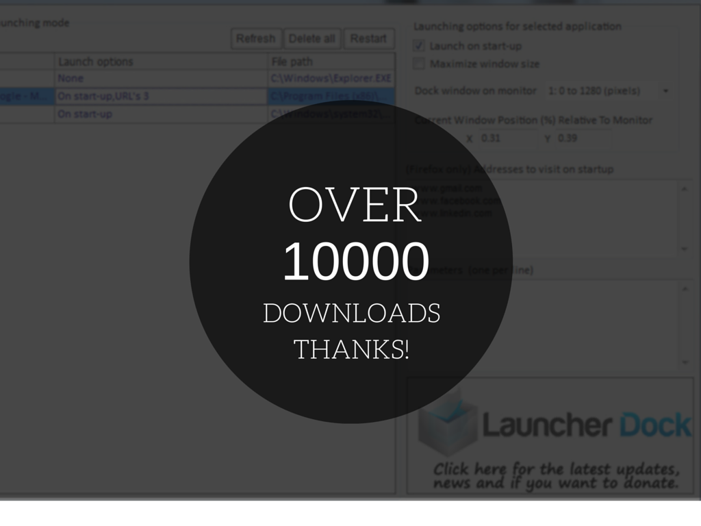 Amazing! 10k downloads